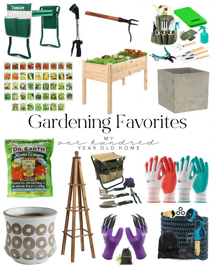 Gardening Favorites