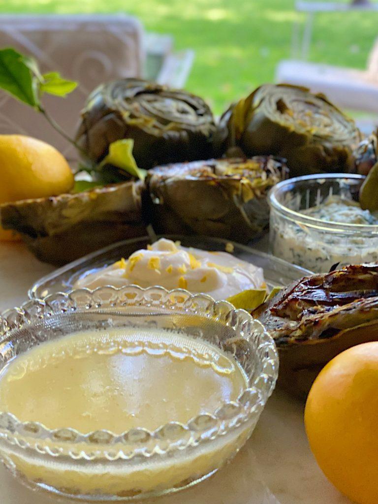 How to Cook an Artichoke Recipe