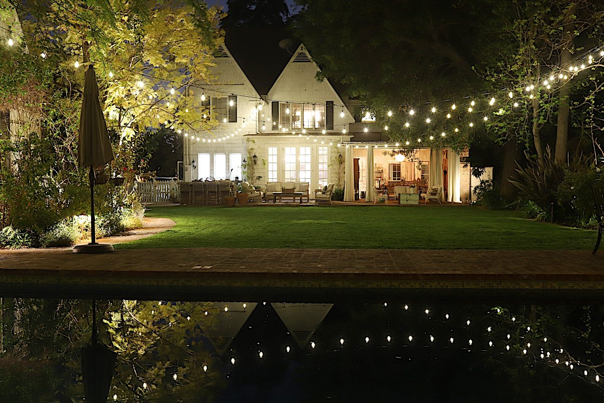 How to Design Landscape Lighting