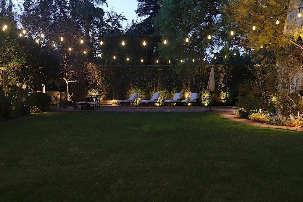 How to Design Landscape Lighting 1