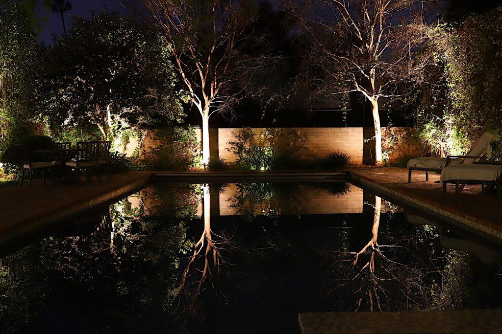 How to Design Landscape Lighting