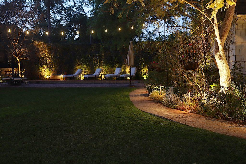 How to Design Landscape Lighting 2