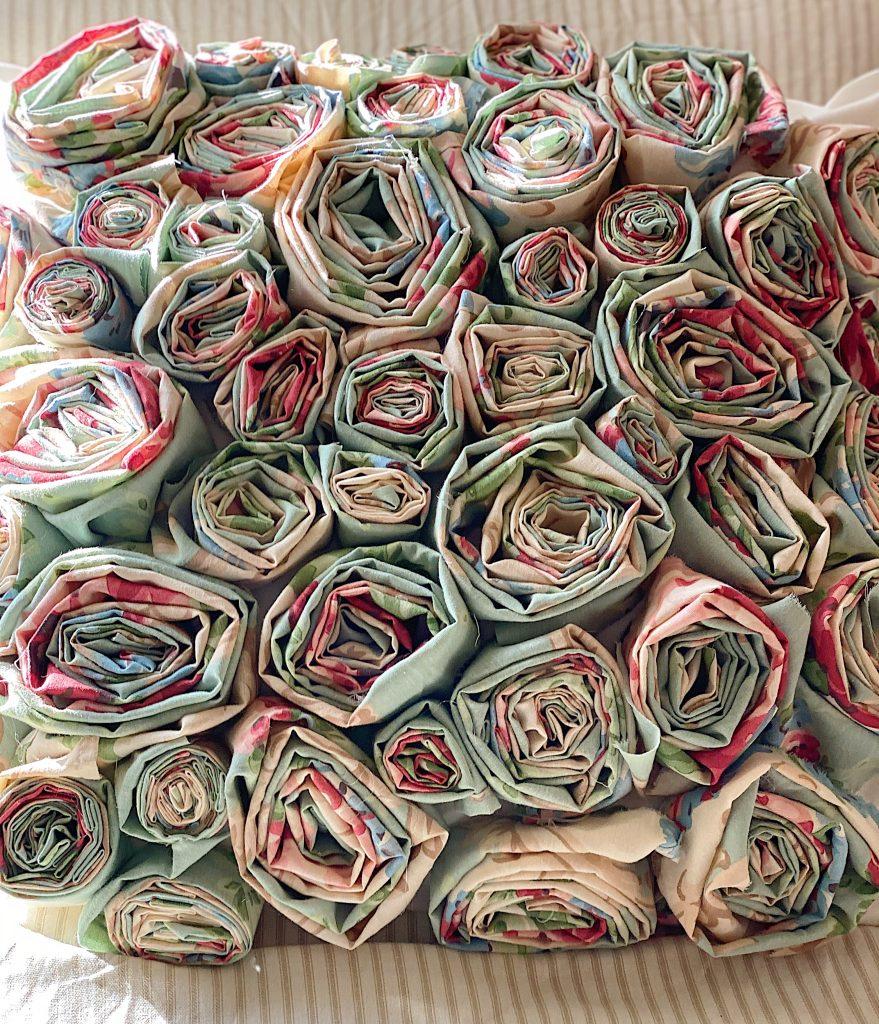 How to Make a Flower Craft Pillow 9