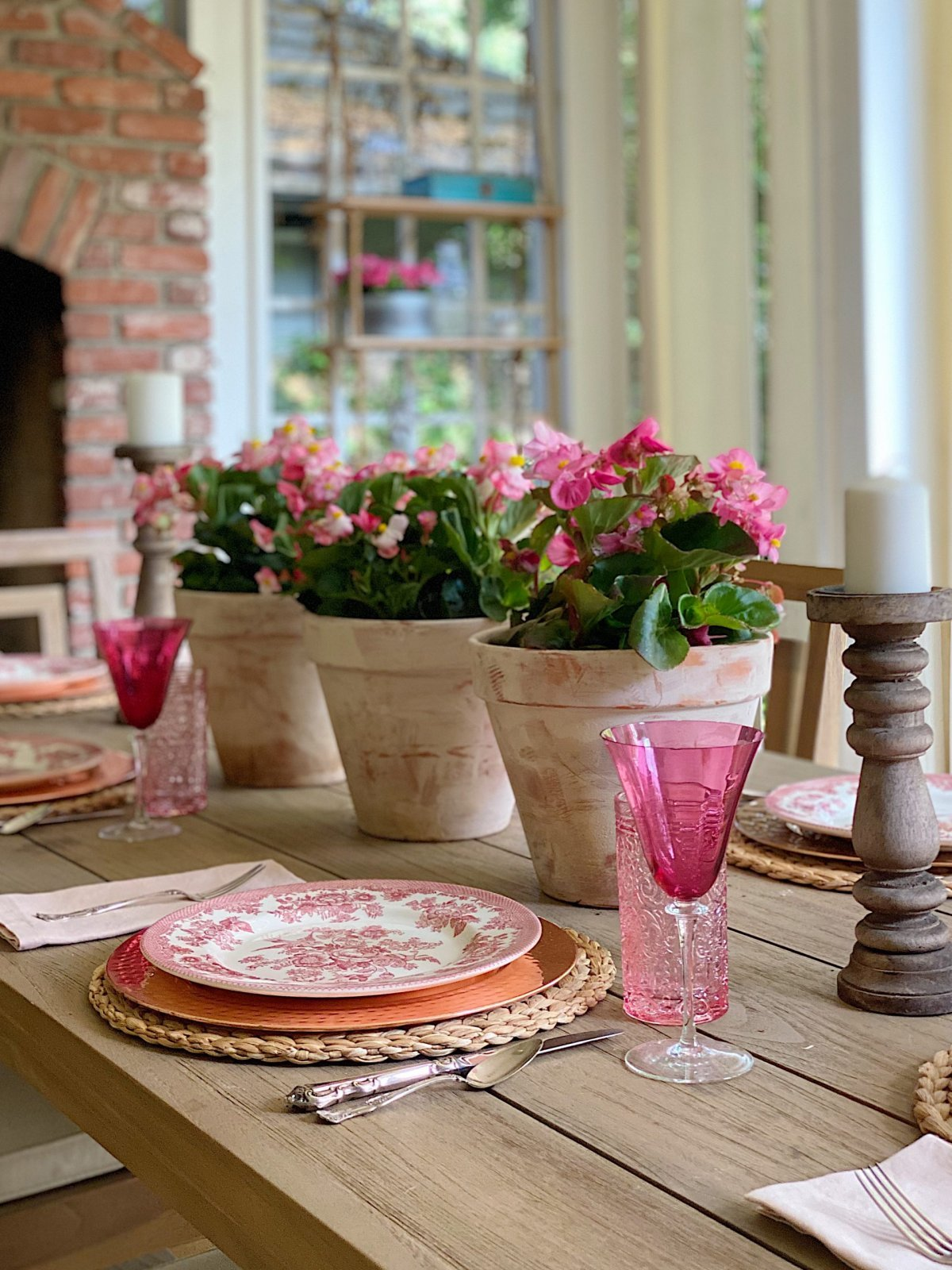 How to Update Your Back Porch for Spring