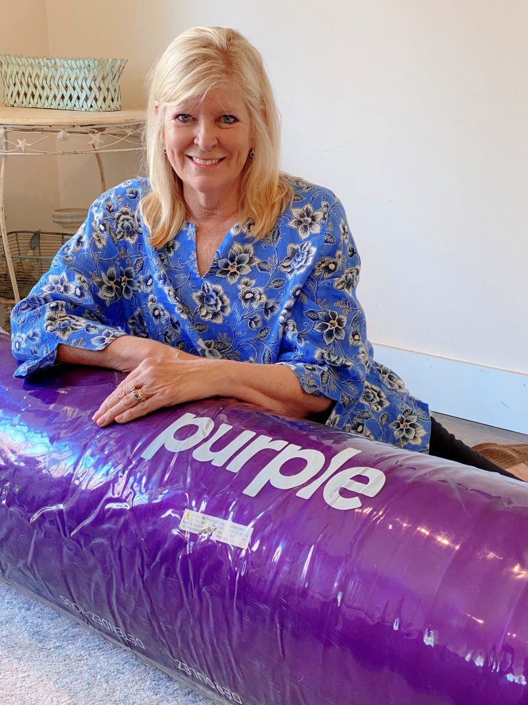 Leslie and The Purple Mattress