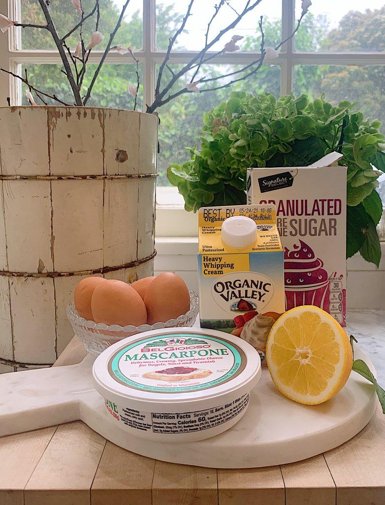 Mascarpone Cream Frosting