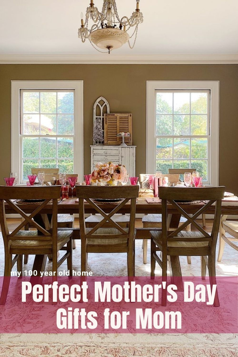 There are only a few weeks until Mother's Day so I thought I would share some fun Mother's Day gifts for all kinds of moms!