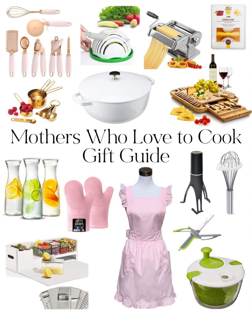 Mothers Who Love to Cook Gift Guide