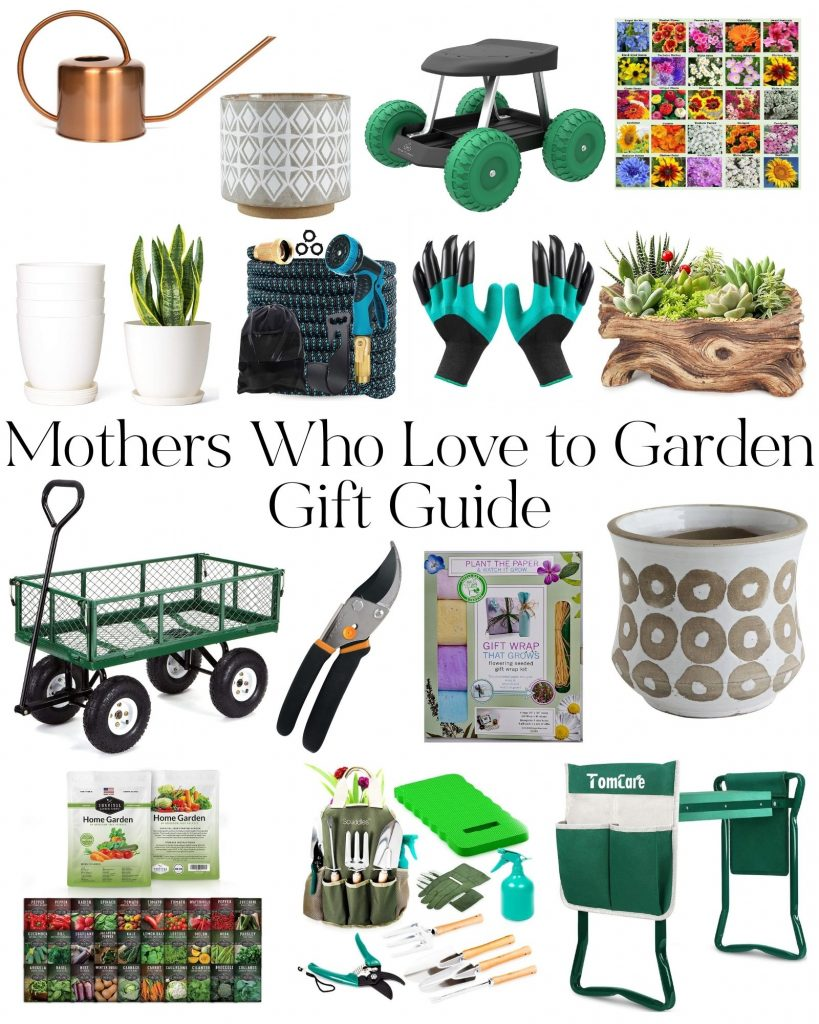 Mothers Who Love to Decorate Gift Guide