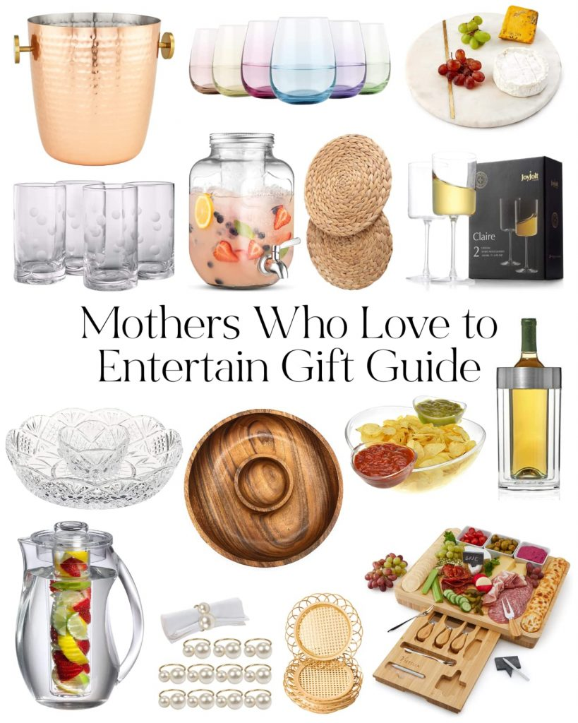 Mothers Who Love to Entertain