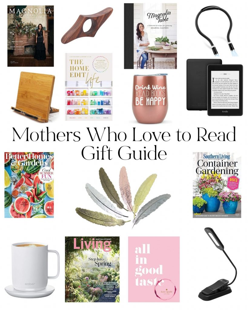 Mothers Who Love to Read Gift Guide