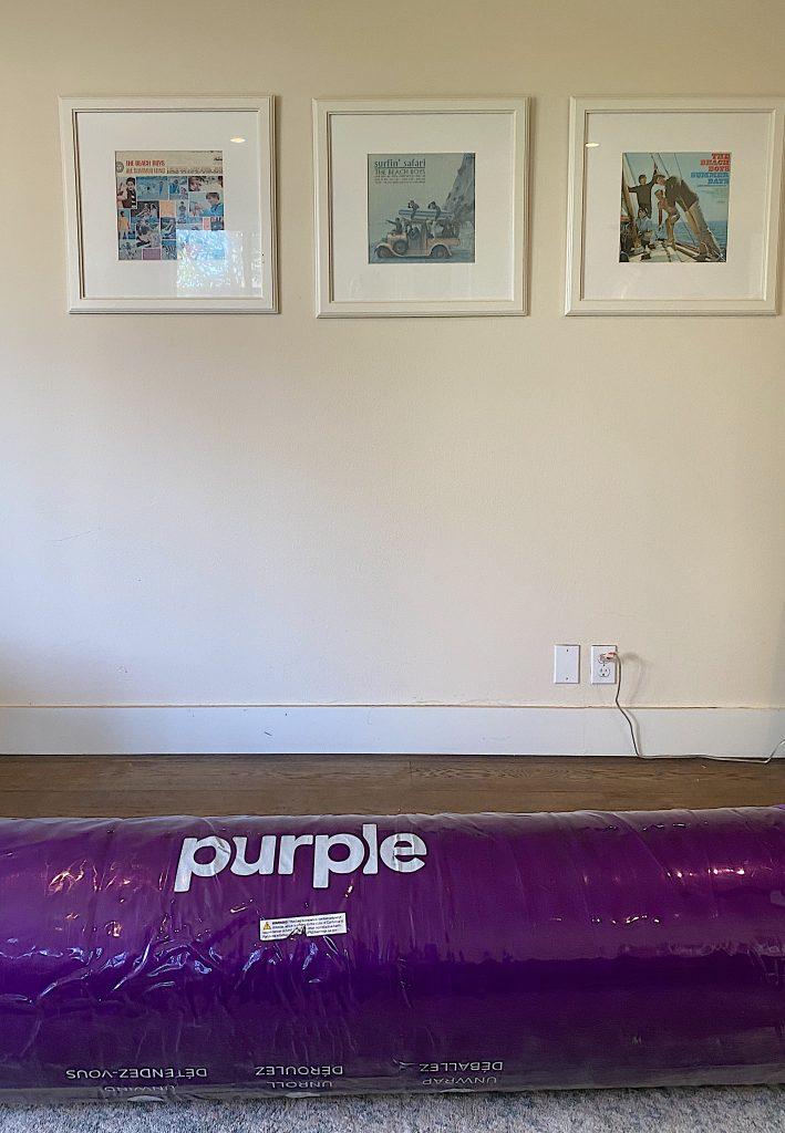 Opening The Purple Mattress