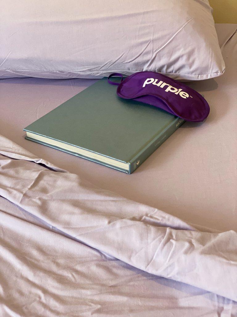 Purple Mattress Sheets