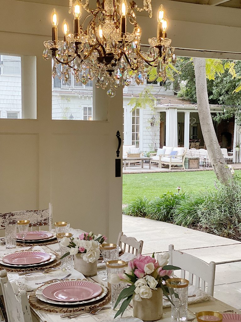 The Carriage House Dinner Party