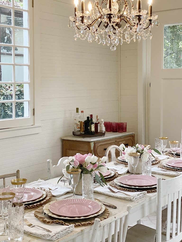 The Carriage House Reveal and Dinner Party
