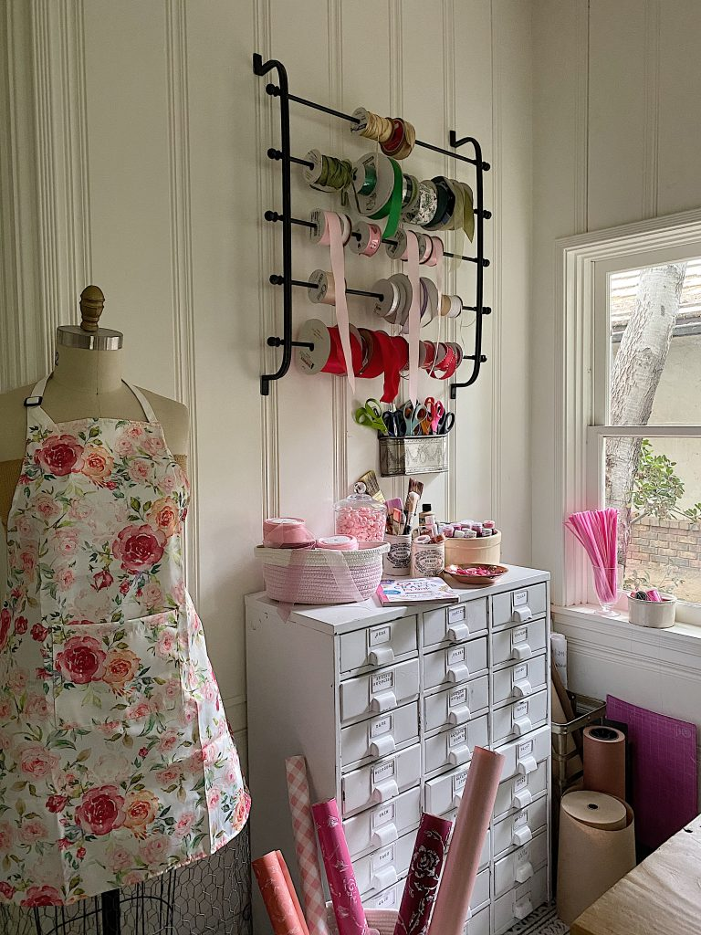 The Craft Room Organization
