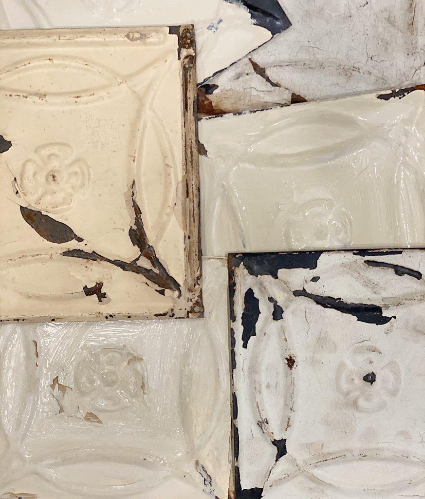 Vintage Ceiling Tiles
