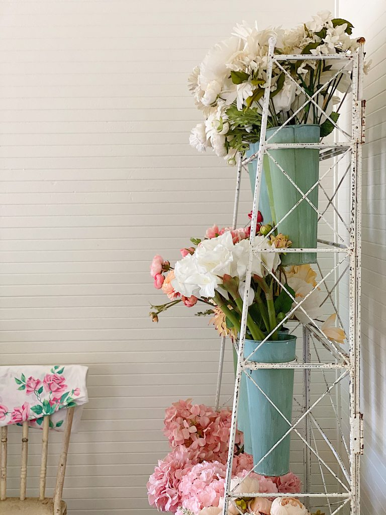Carriage House Faux Flowers