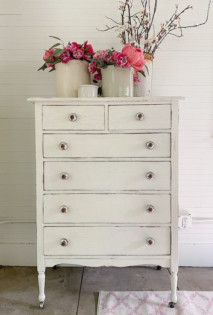 Furniture Refinishing With Milk Paint, How Do You Milk Paint Furniture
