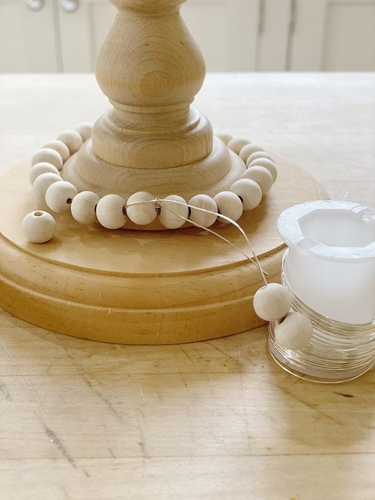 How to Make a Wood Cake Stand 2