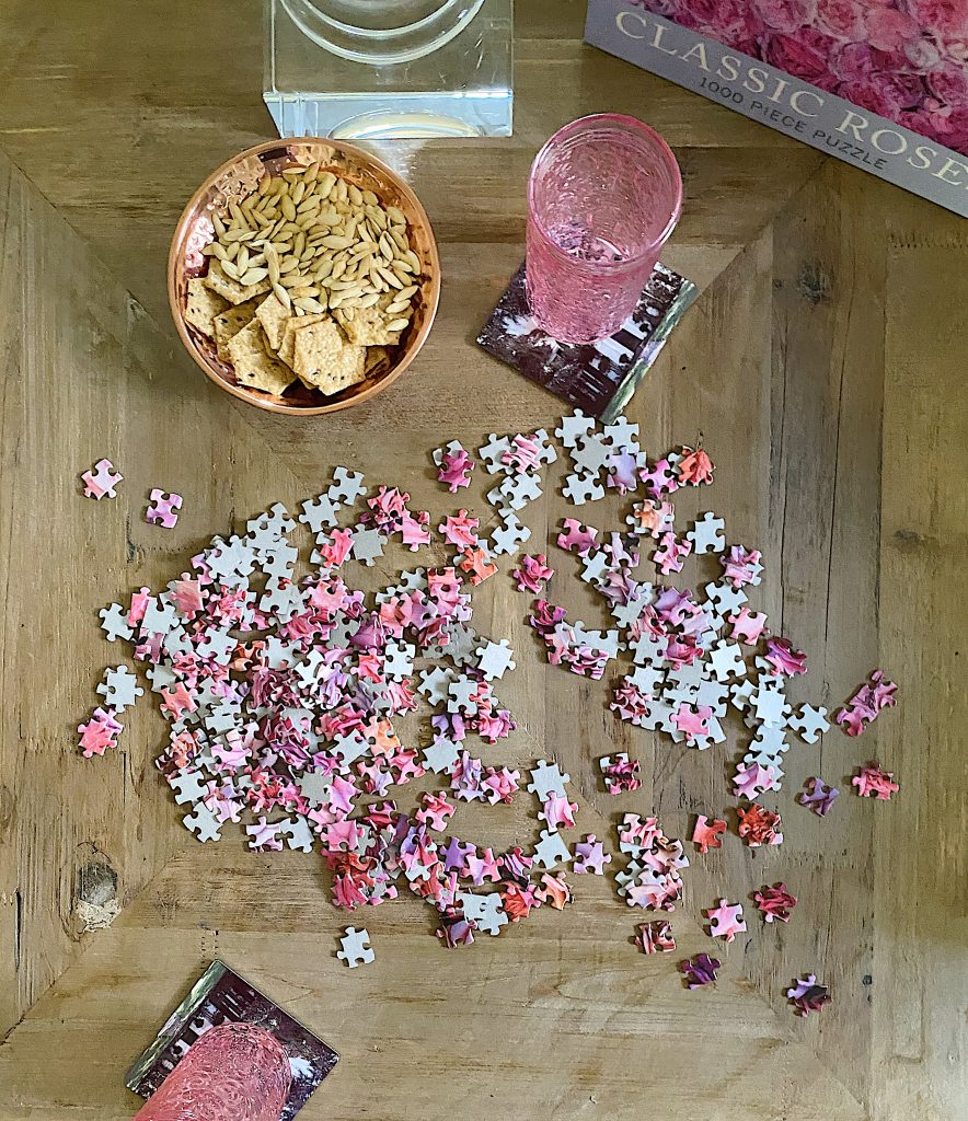Jigsaw Puzzle Love
