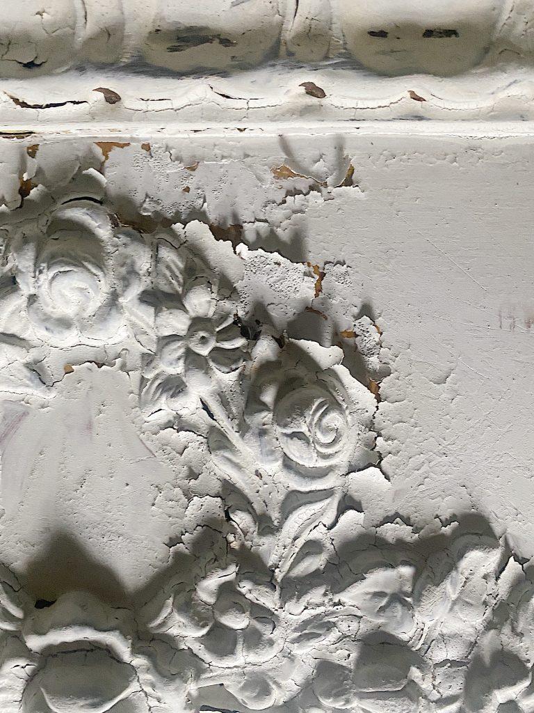 Milk Paint When Dry