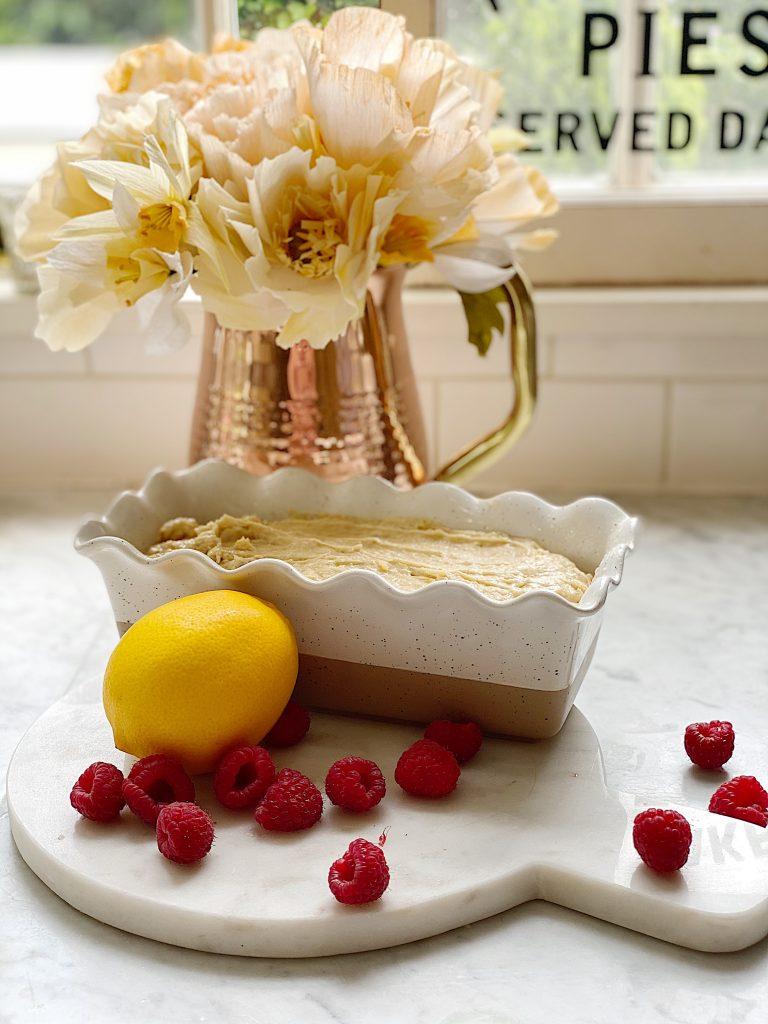 The Best Lemon Breakfast Bread