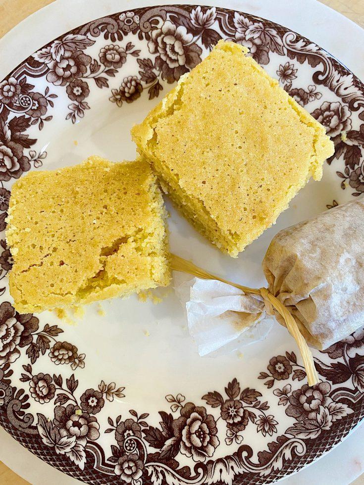 Vanilla Brown Sugar Compound Butter