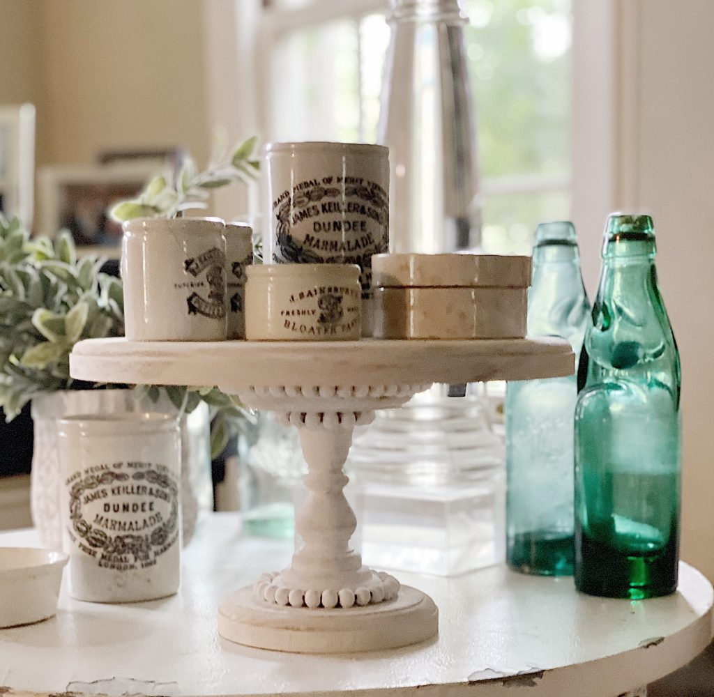 Wood Cake Stand for Decor