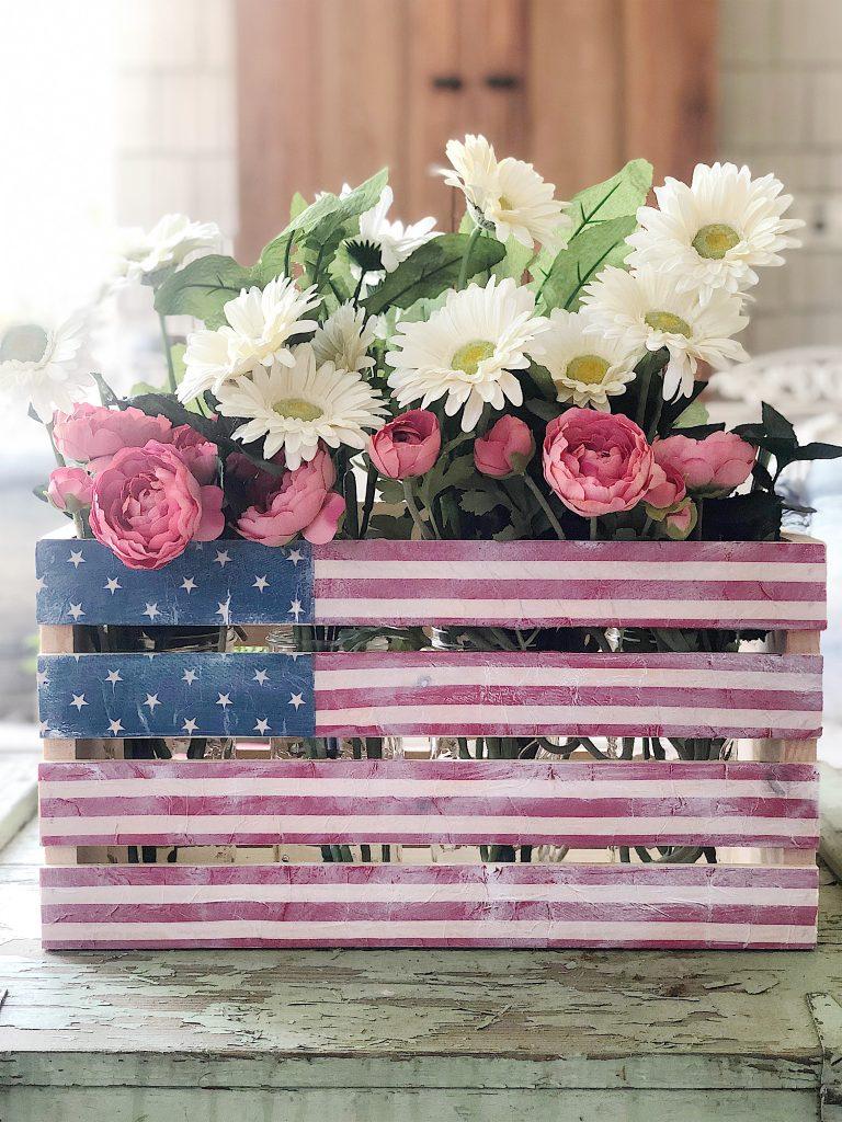 4th-of-July-Flag -Decor