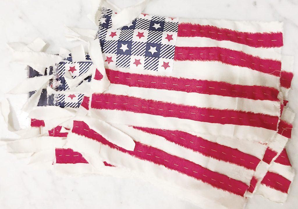 4th of July Flag Ideas