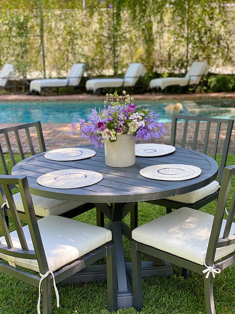 4th of July Patriotic Table Ideas