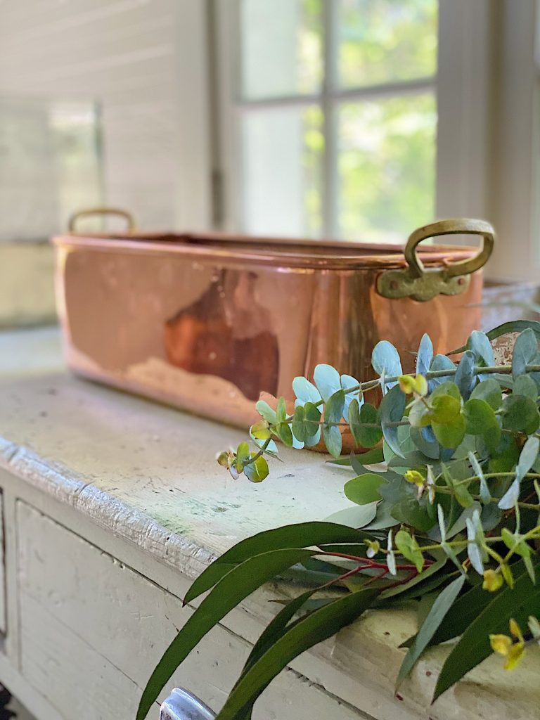 Copper Beverage Container