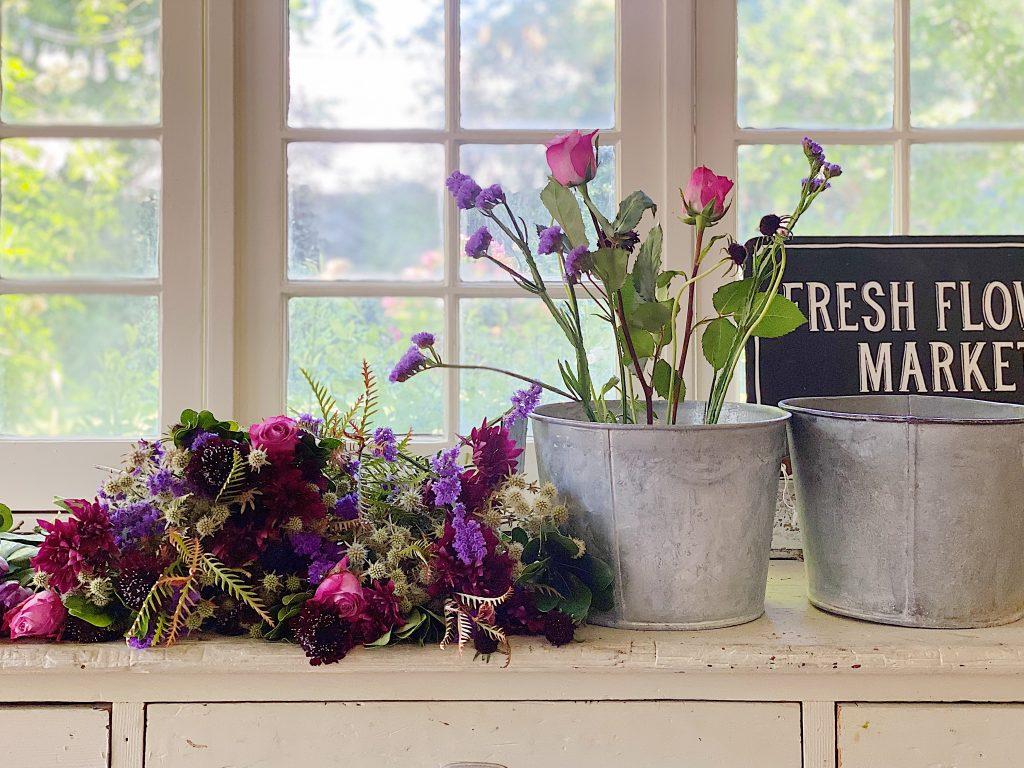 Fresh Flower Arranging Room