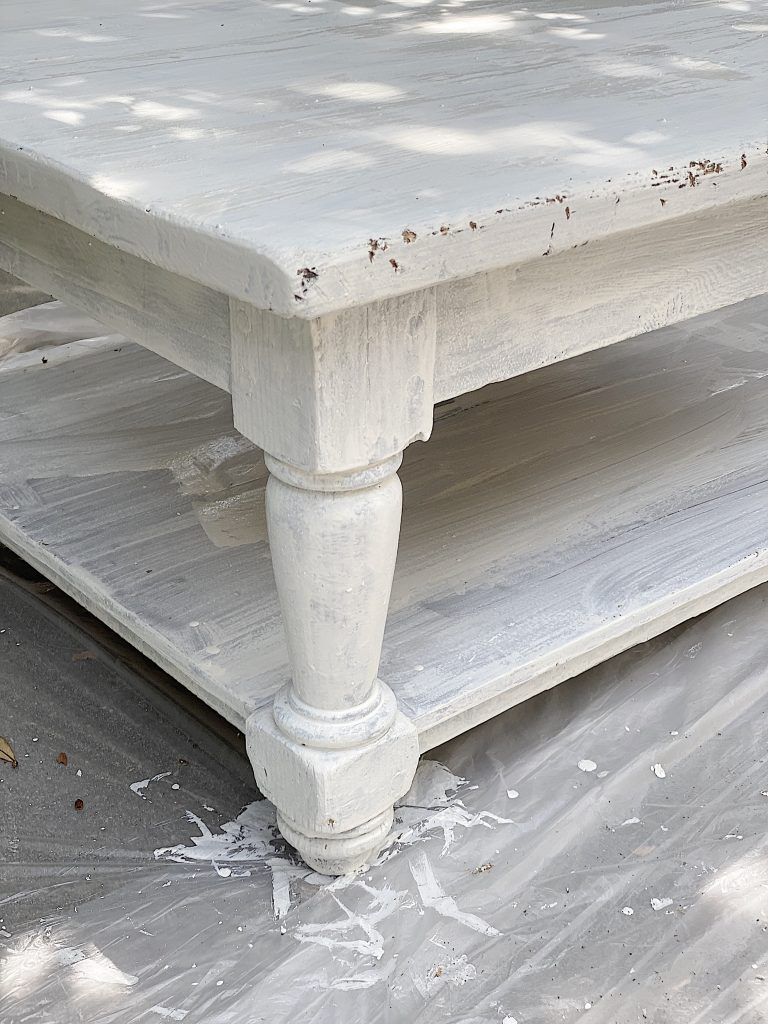 How to Refinish a Table DIY