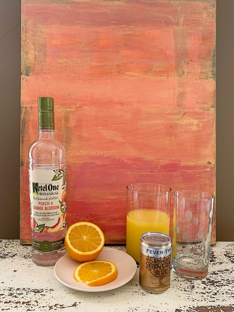 Peachy Orange Blossom Ingredients