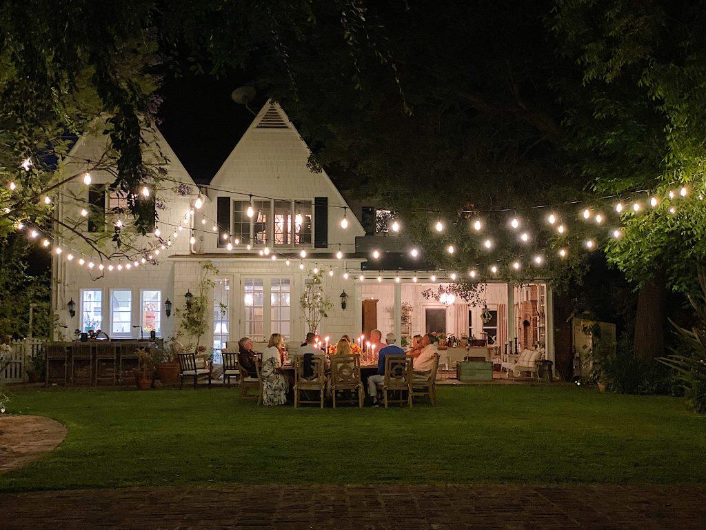 Summer Fun Dinner Under the Lights