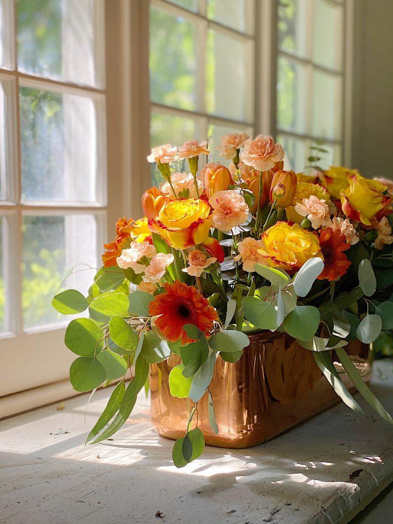 Summer Fun Flower Arrangement