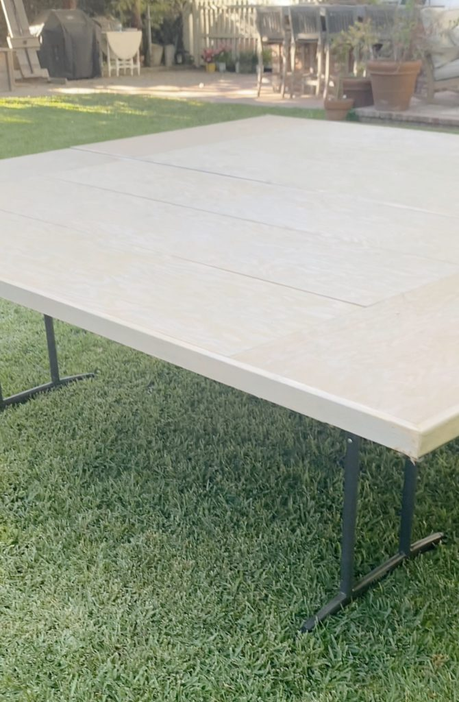 Summer Fun Outdoor Table Tops