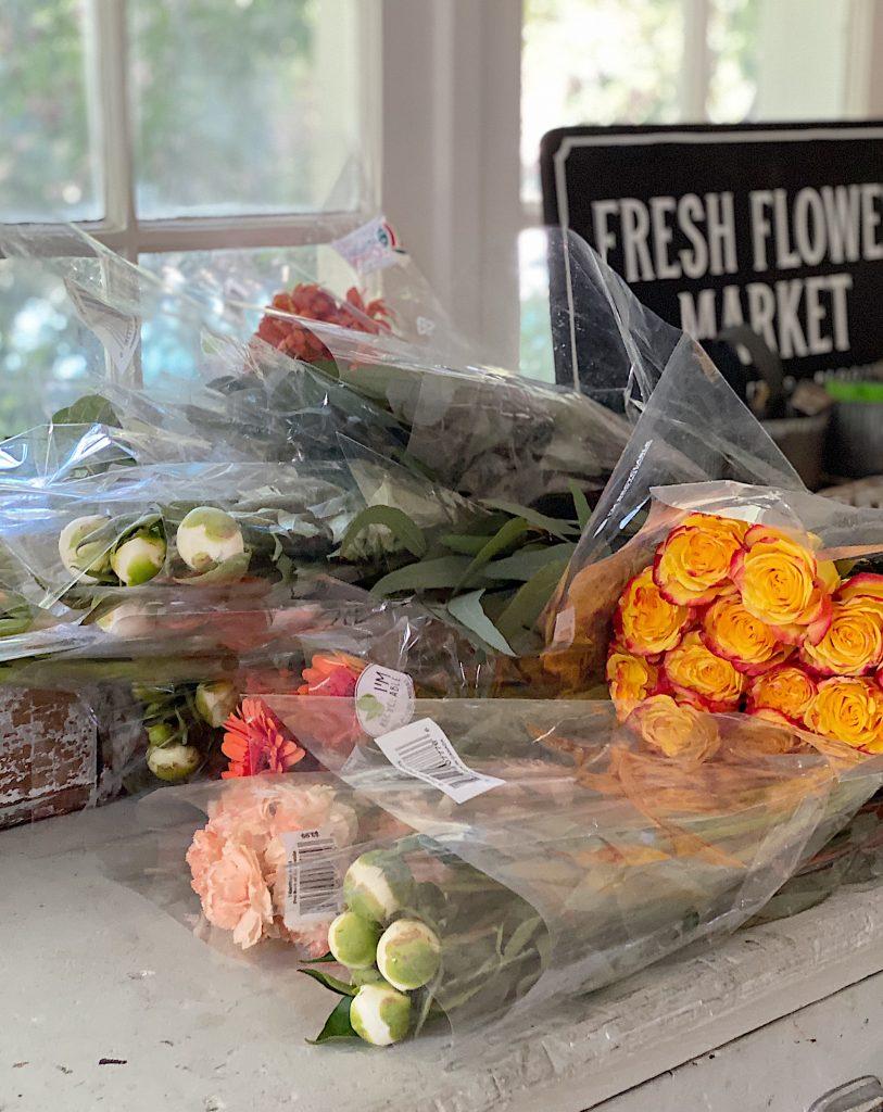 Summer Fun Trader Joes Flowers