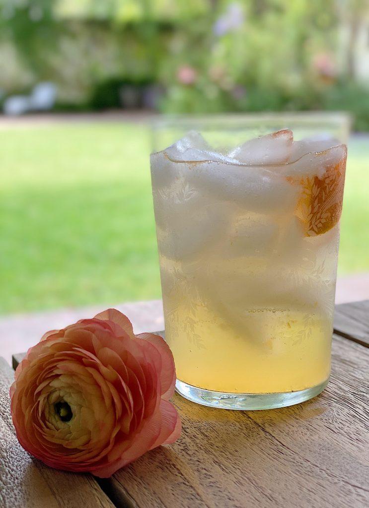 Vodka Tangerine Tonic