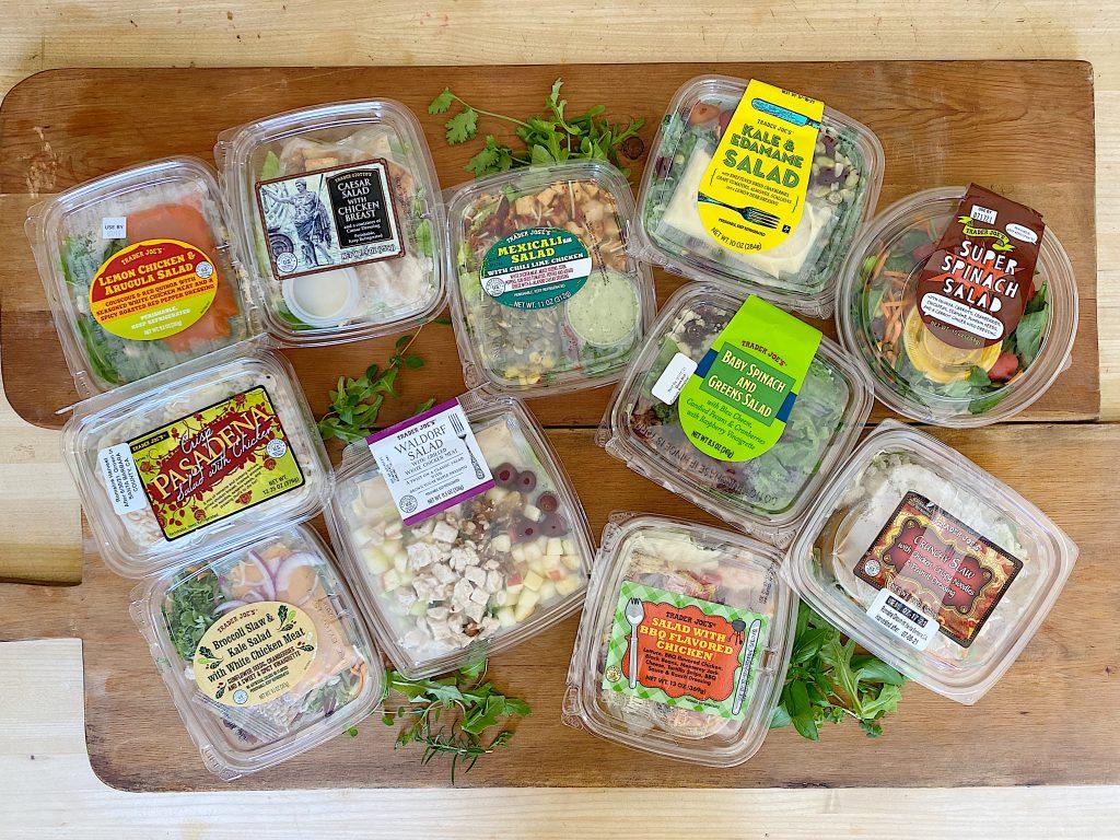 A Taste Test of Trader Joe's Salads 7