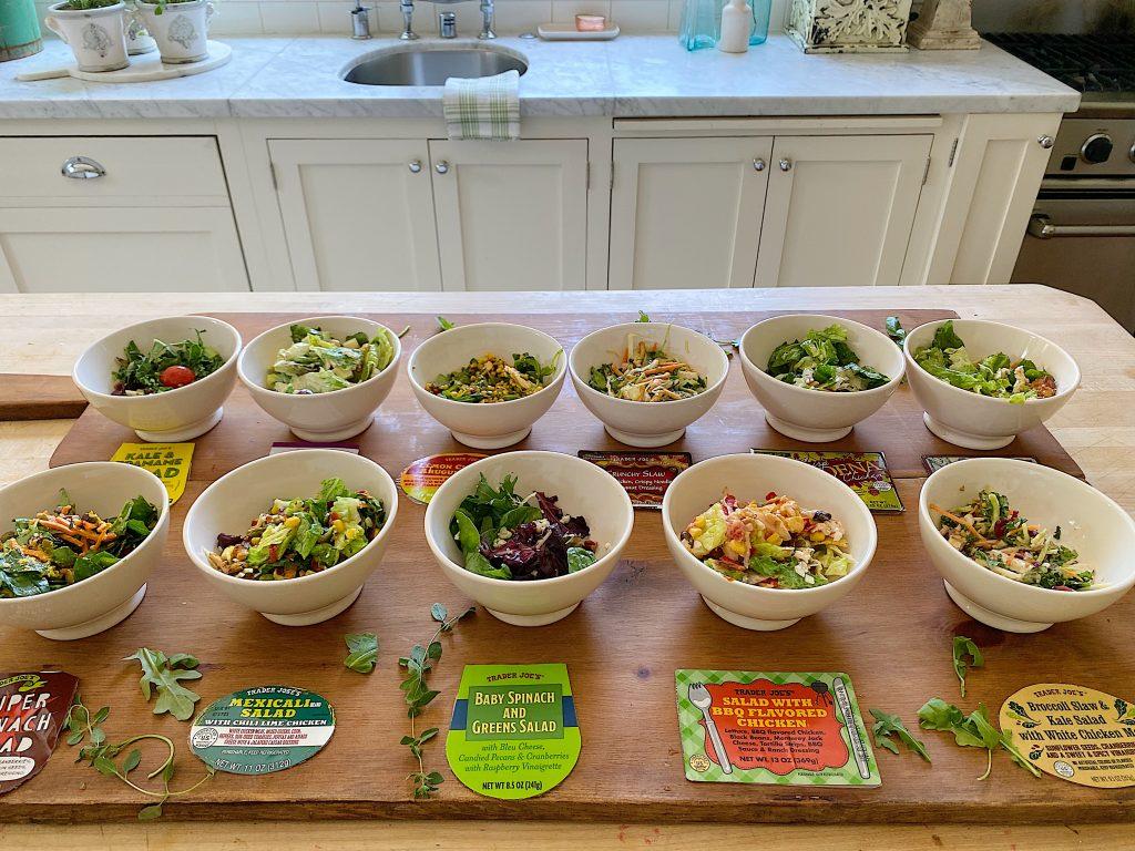 A Taste Test of Trader Joe's Salads 8