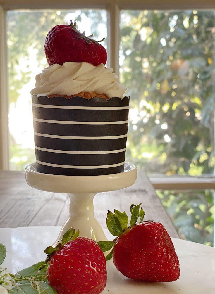 Easy Ice Cream Cupcake