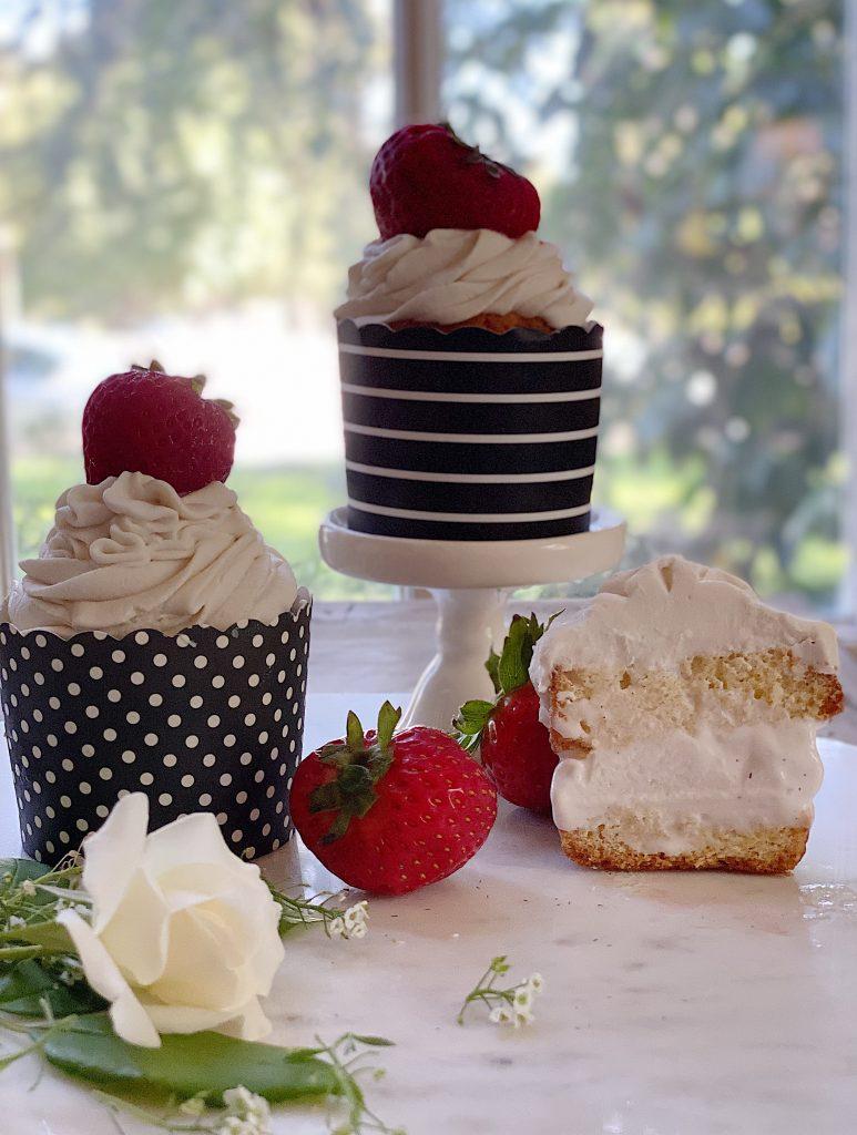 Easy Ice Cream Cupcakes with So Delicious Ice Cream