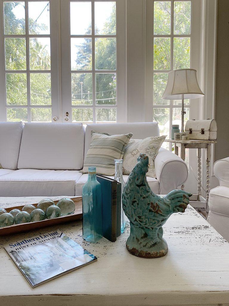 Family Room Summer Color Palette