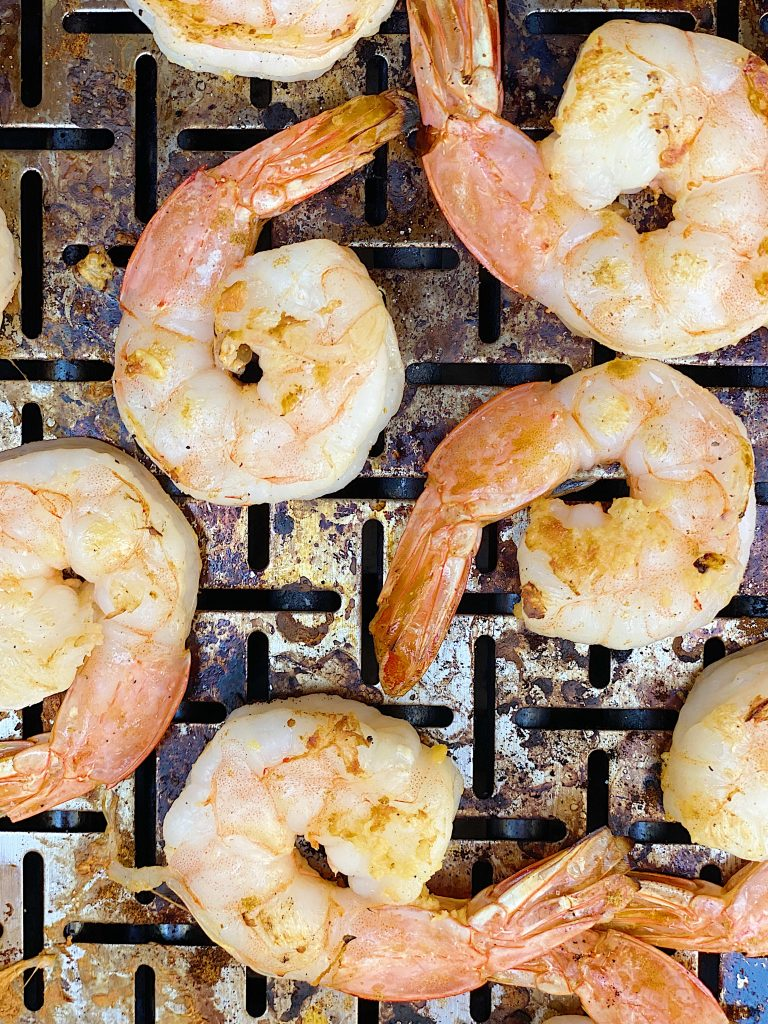 Grilled baja Shrimp Tacos