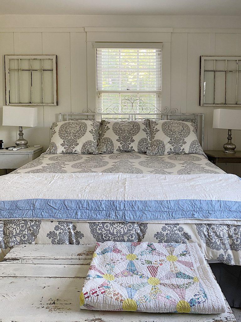 Summer Bedding - Cotton Antique Quilts