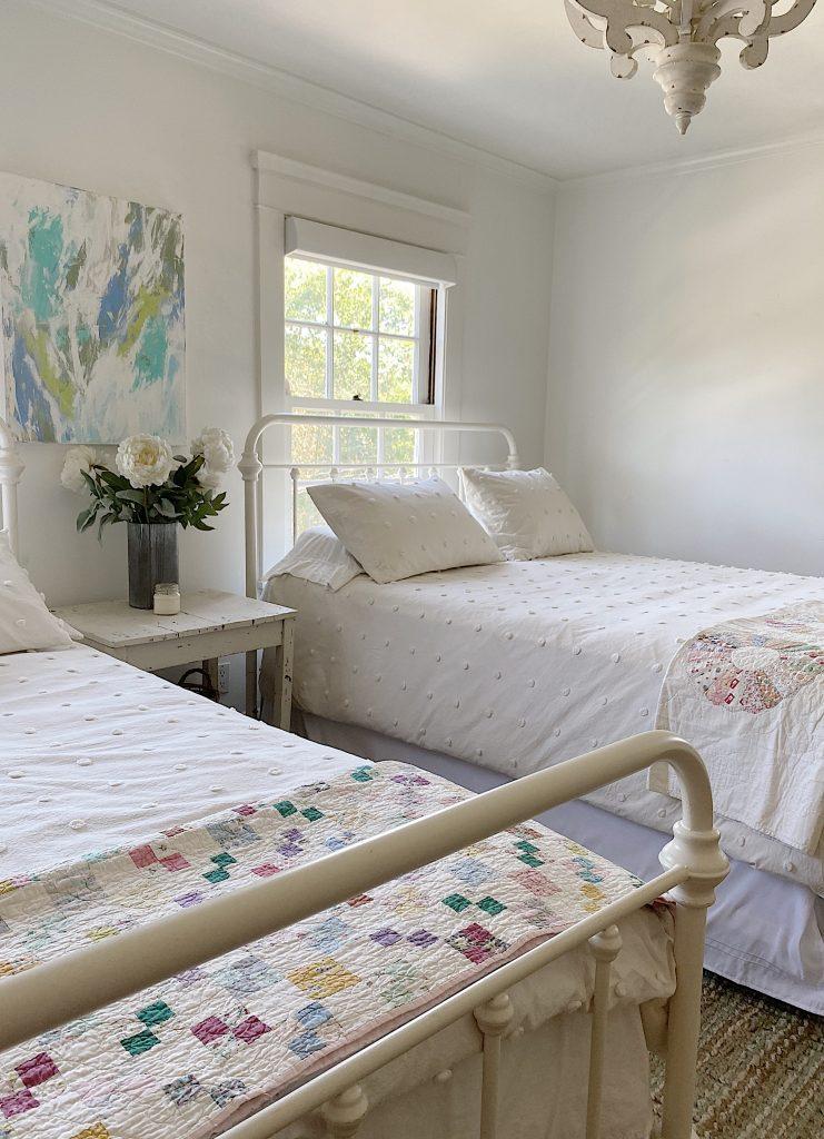 Summer Bedding - Multi Color Antique Quilts
