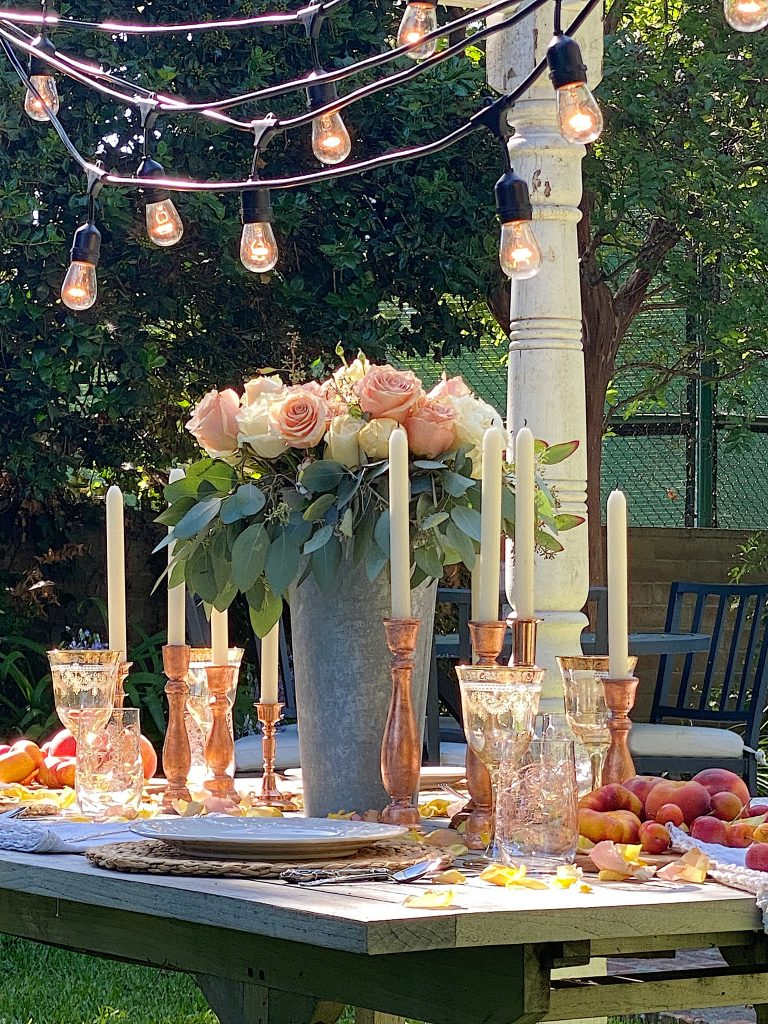Summer Fun Outdoor Party Feature Photo